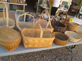 More Basket Selections