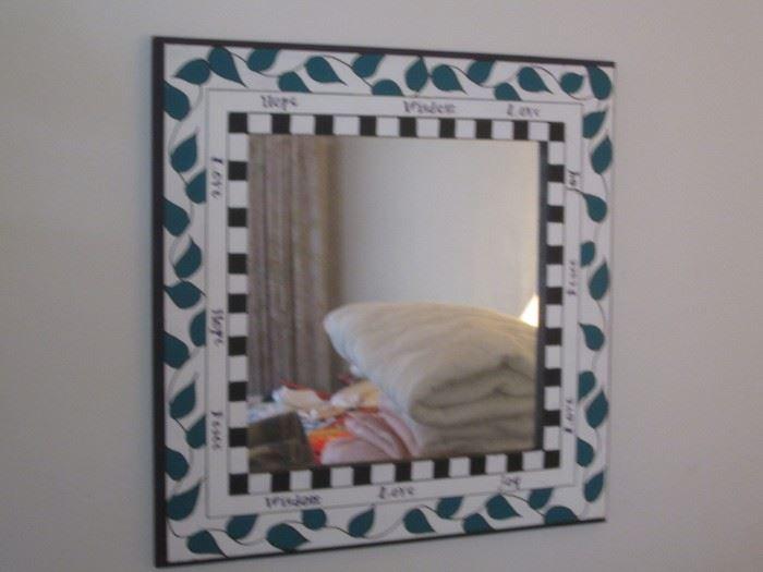 Wall-mount Mirror