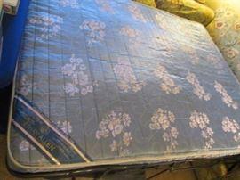Sleeper Mattress Detail