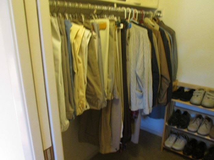 Men's Shoes and Clothing