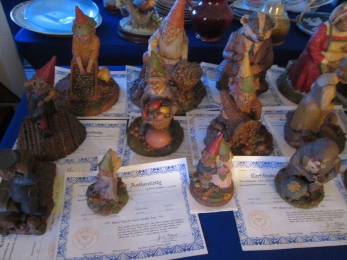 Cairn Studio Gnomes - adorable