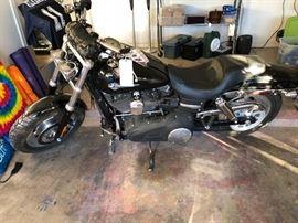 2008 Harley Davidson Only 6500 miles!