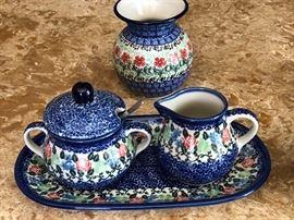 Lovely Polish Pottery