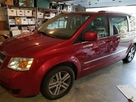 2010 Dodge 30,009 miles.  Cash or Cashiers Check  only