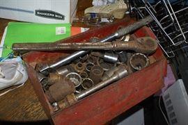 Hand Tools Sockets