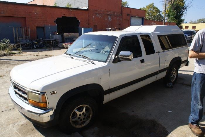 Pickup Truck Dodge Dakota 130,000 Miles