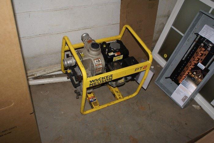 WACKER NEUSON Gas Powered Water Pump