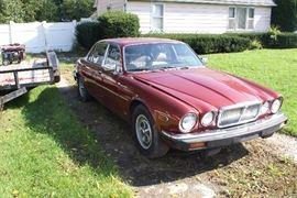 1983 Jaguar Runs & Drives