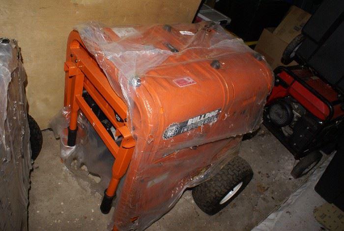 """BULLDOG 9000MTB Gas Generator """"NEW"""""""