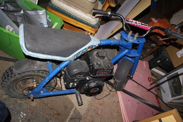 2.12 cc Mini Bike