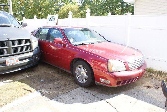 Cadillac Seville Runs & Drives Great