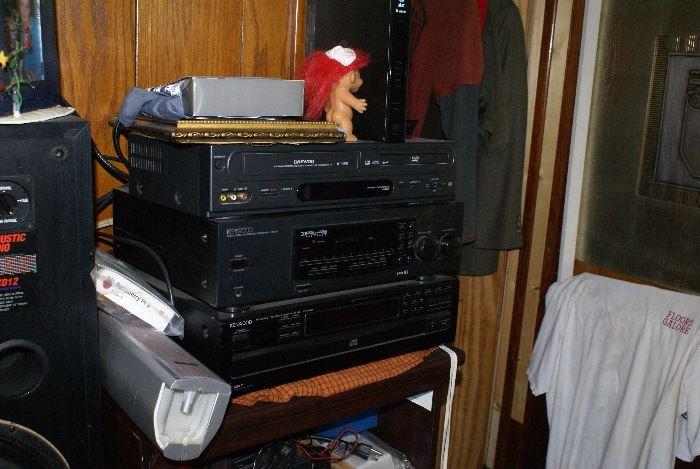 Stereo Electronics