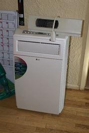 LG 12,000 BTU Portable Air Conditioner