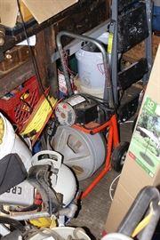 Rigid Power Sewer Cleaner Snake Machine