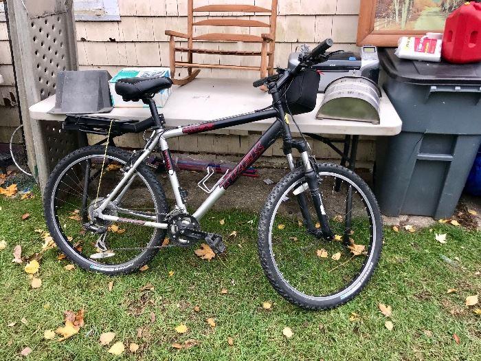 TREX Mountain Bike