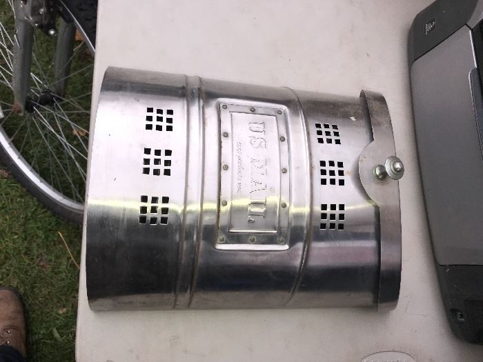 Stainless Steel US Mail Box