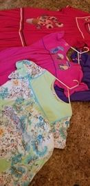 some of the colorful sun dresses