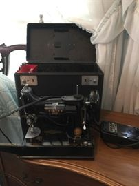 Singer Feather sewing machine