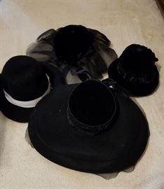 Ladies Vintage Hats