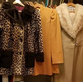 More Vintage Coats