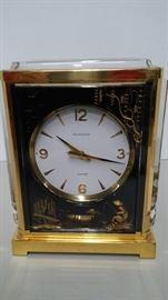 Vintage Atmos Clock