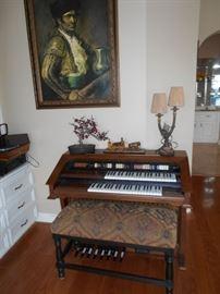 organ and great art