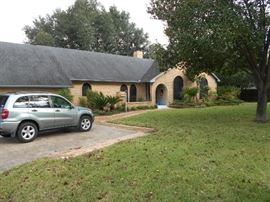 This Beautiful home on 1.4 acres is for sale .There are  3 bedrooms 2 baths 2235 square feet  and over sized 2 car garage.  Come by this weekend to take a look or call Deanna Wygal  with Better Homes and gardens at 281-910-8118