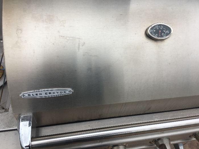 GLEN CANYON BBQ GRILL