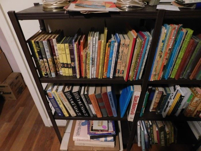Assorted Books(Childrens and More)
