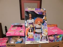 Huge Amount of Barbie Dolls(Most are Boxed)