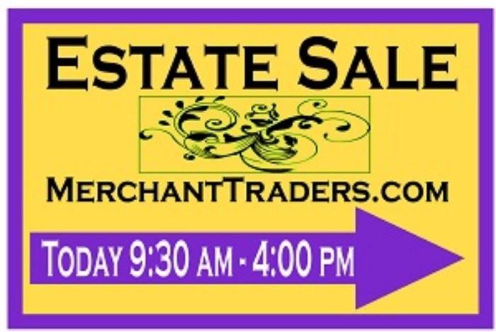 Merchant Traders Estate Sales, Willowbrook, IL