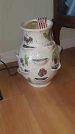 Strawberry Vase