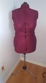 Seamstress Form