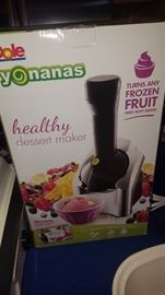 Frozen Fruit Machine