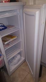 """Small Upright Freezer (Kenmore) 21 1/2 """" W x 49 1/2"""" T x20 1/2"""" D"""