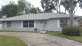 4 bedroom 2 bath home available not included or a part of the estate sale. The price is $175,000.  If interested please contact Terri Jackson at Keyes's Realty phone number 386- 690- 0 1 1 2