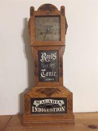 Reed's Tonic clock