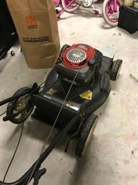 Nice Craftsman 6.75 HP Self Propelled Mower