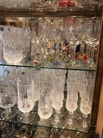 Lots of china & glassware