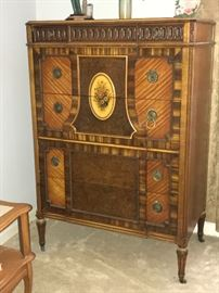 Outstanding-matching Antique Dresser
