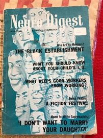 Negro Digest April 1964