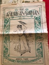 The American Woman July 1903