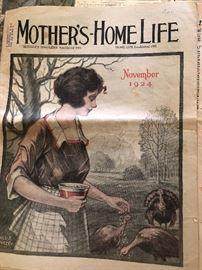 Mothers-Home Life November 1924