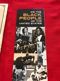 NAACP Ephemera Historical
