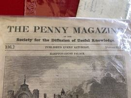 The Penny Magazine of the Society for the Diffusion of Useful Knowledge, Hampton Court Palace