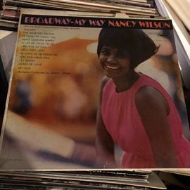 Broadway My Way Nancy Wilson