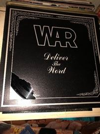 WAR Deliver the Word