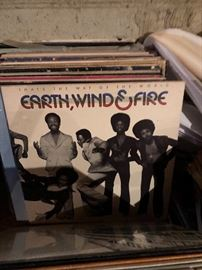 Earth Wind and Fire That's the way of the world