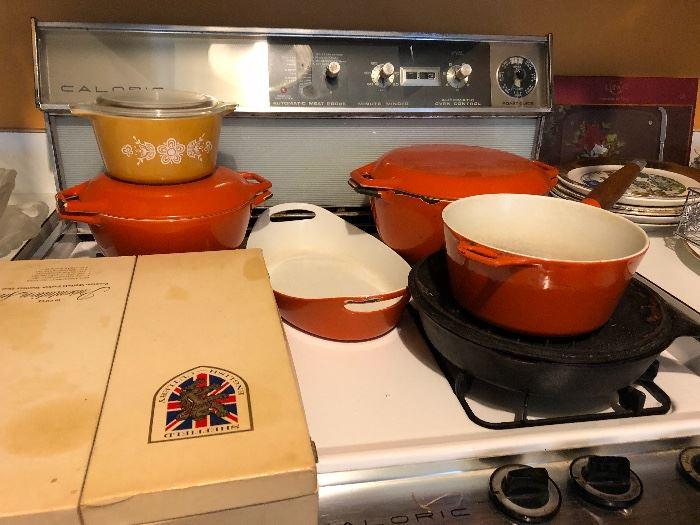 Copco Pots and pans