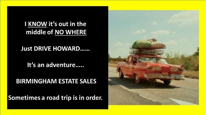 BES road trip sale